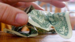 סיפור זן על שטר של 20 דולר